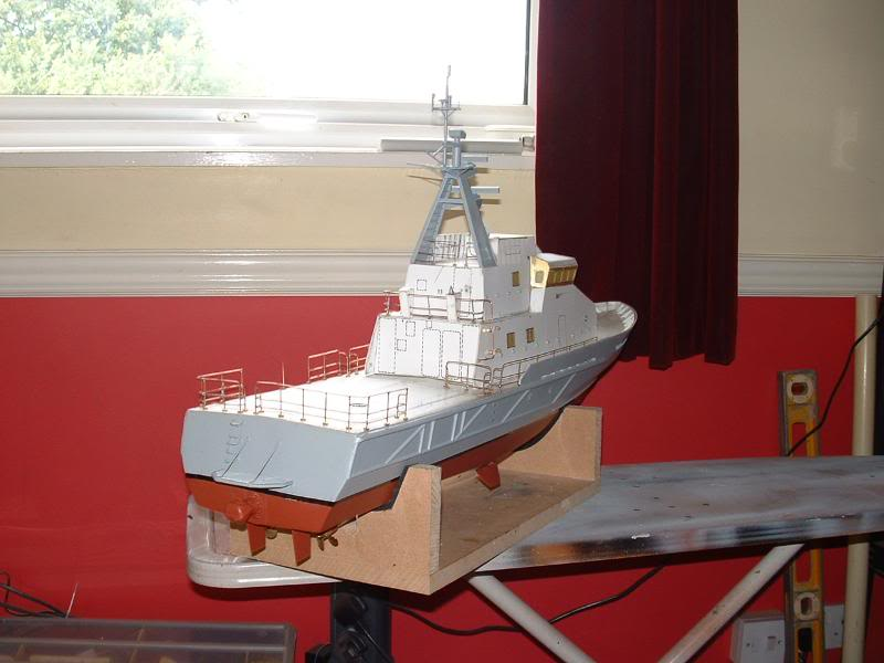 Model Slipway Sentinel  DSCF0062