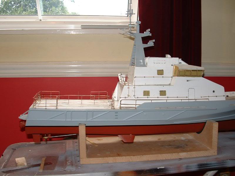Model Slipway Sentinel  DSCF0063