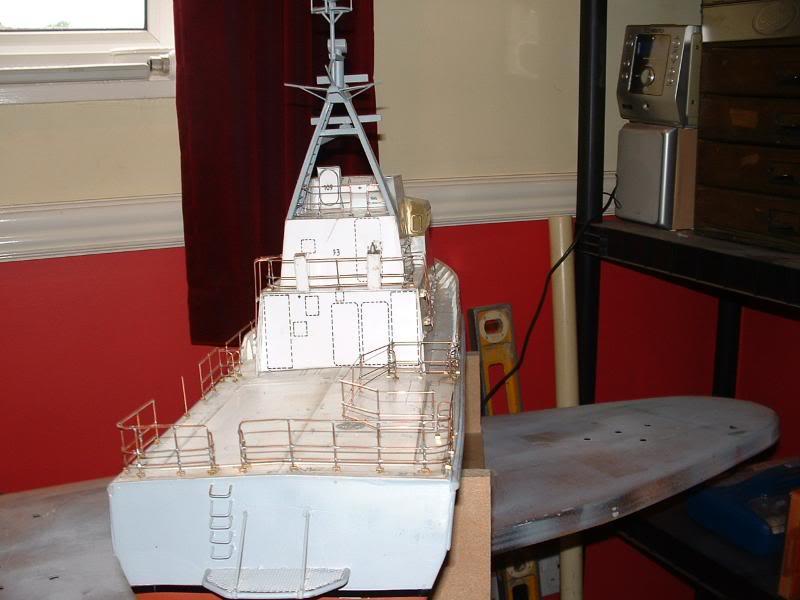 Model Slipway Sentinel  DSCF0064