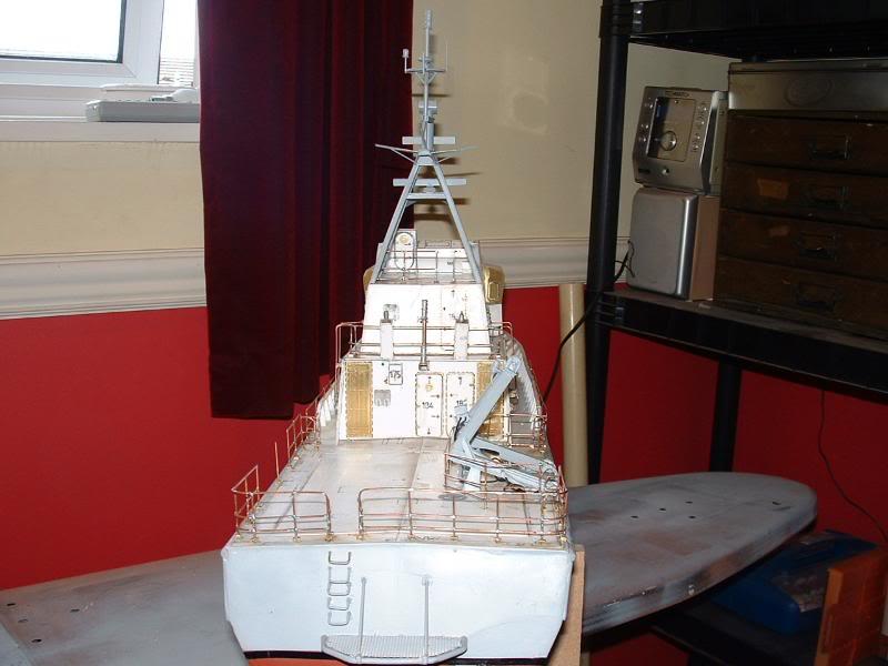 Model Slipway Sentinel  DSCF0065