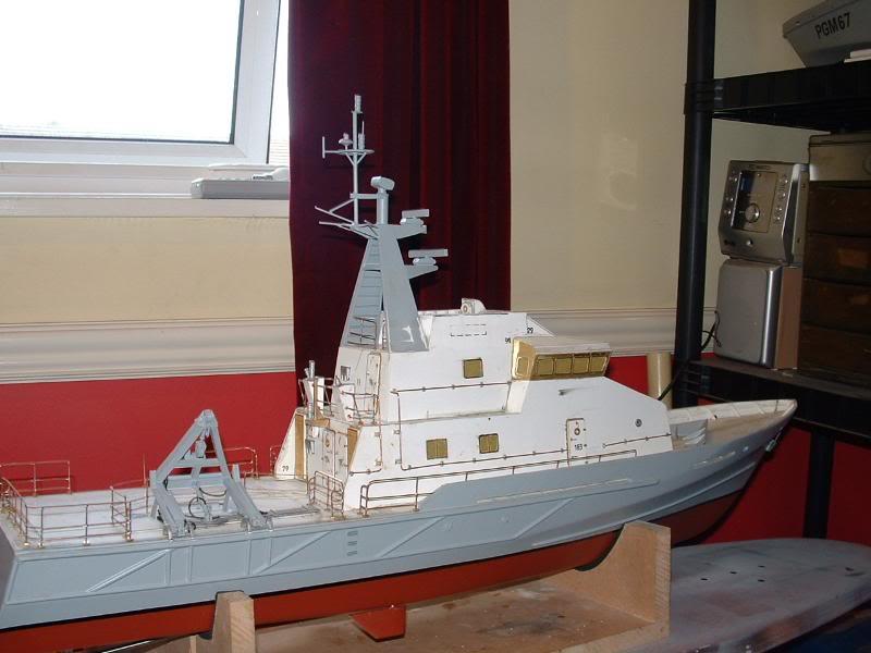 Model Slipway Sentinel  DSCF0066
