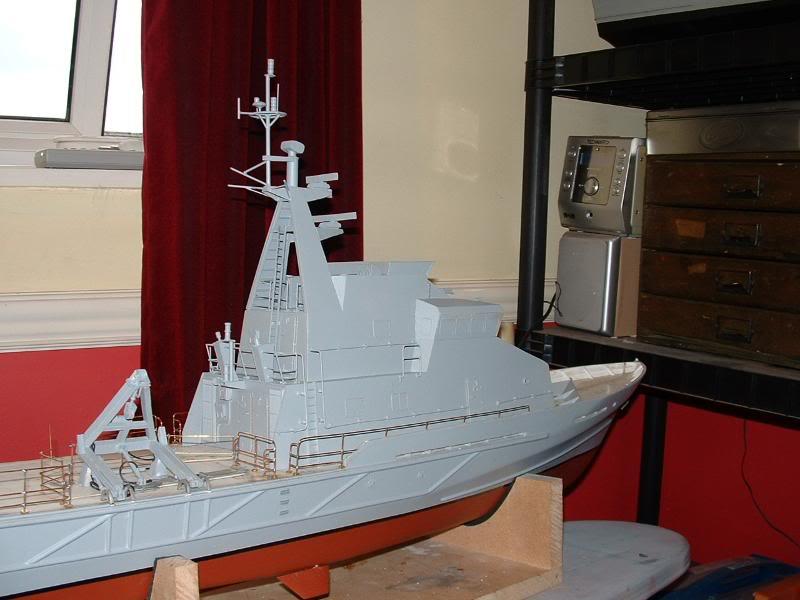 Model Slipway Sentinel  DSCF0068