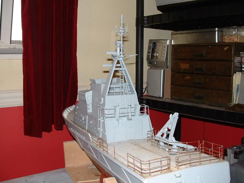 Model Slipway Sentinel  DSCF0069
