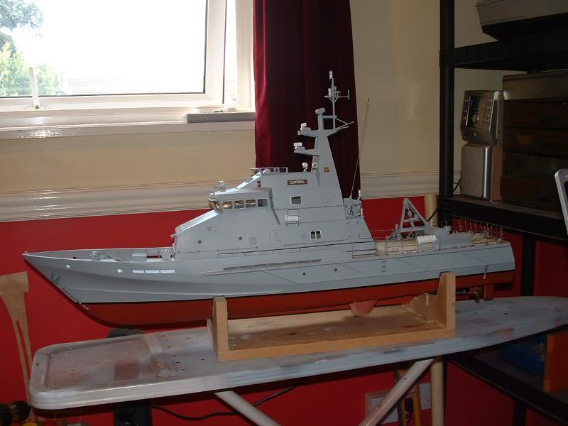 Model Slipway Sentinel  DSCF0075