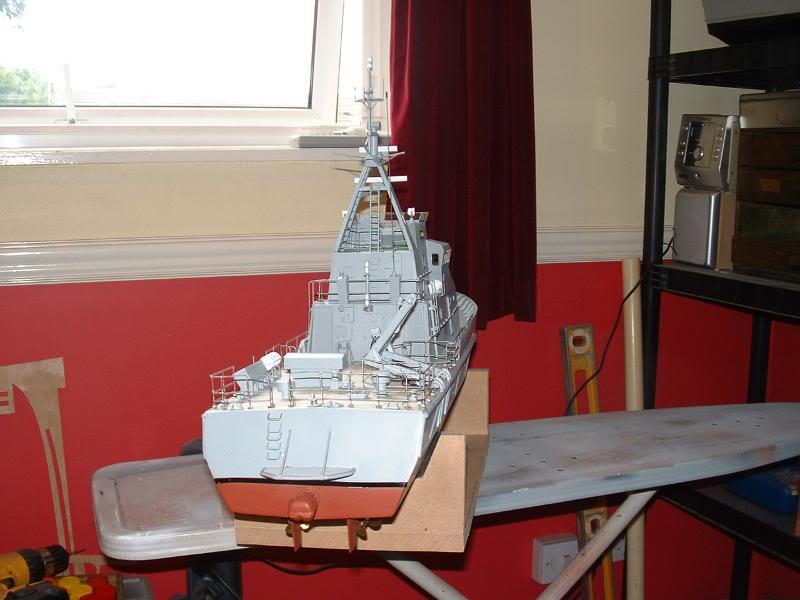 Model Slipway Sentinel  DSCF0077