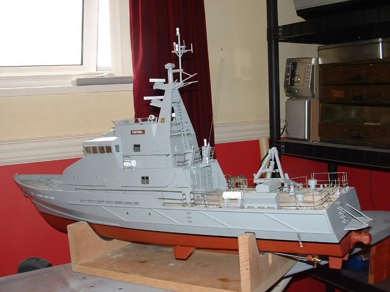 Model Slipway Sentinel  DSCF0082