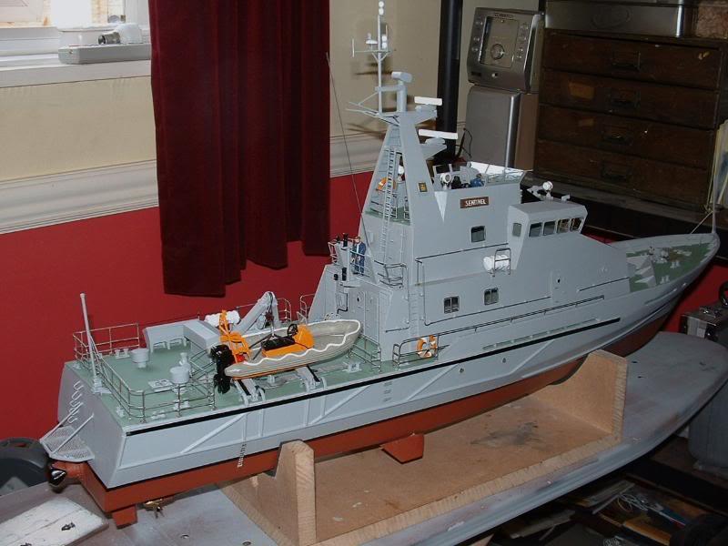 Model Slipway Sentinel  DSCF0085