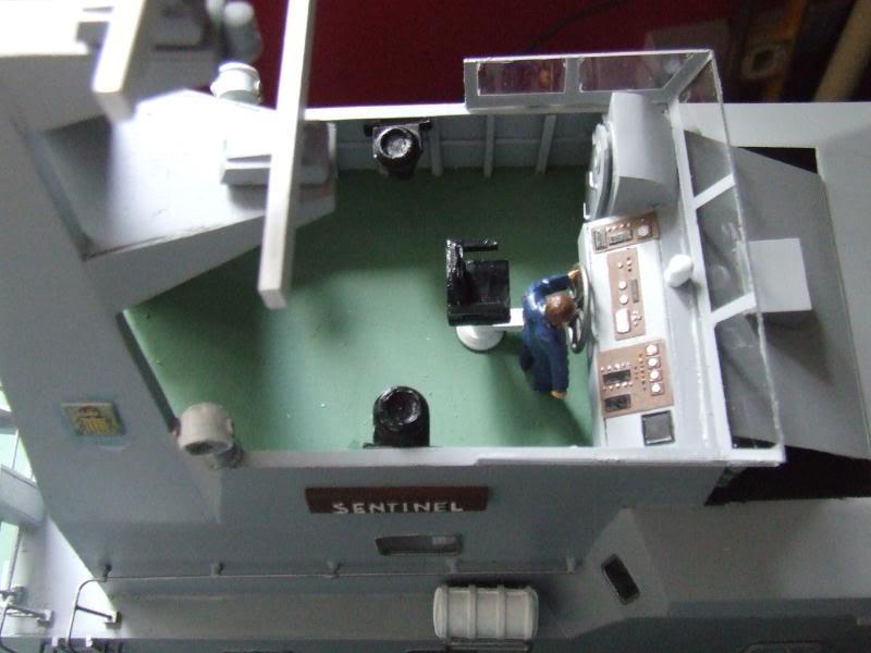 Model Slipway Sentinel  DSCF2343