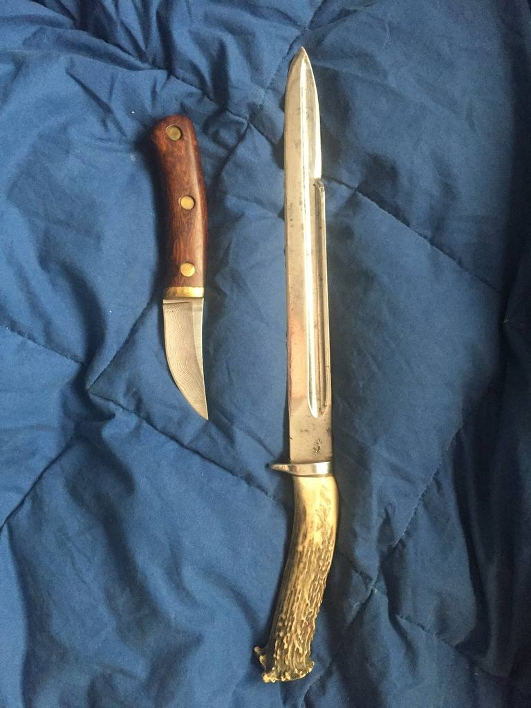 The last knife I made and the last knife I will be posting.  08F62949-68ED-4F4D-8FE0-8DA3C56EECD2_zps9cmgcgh6