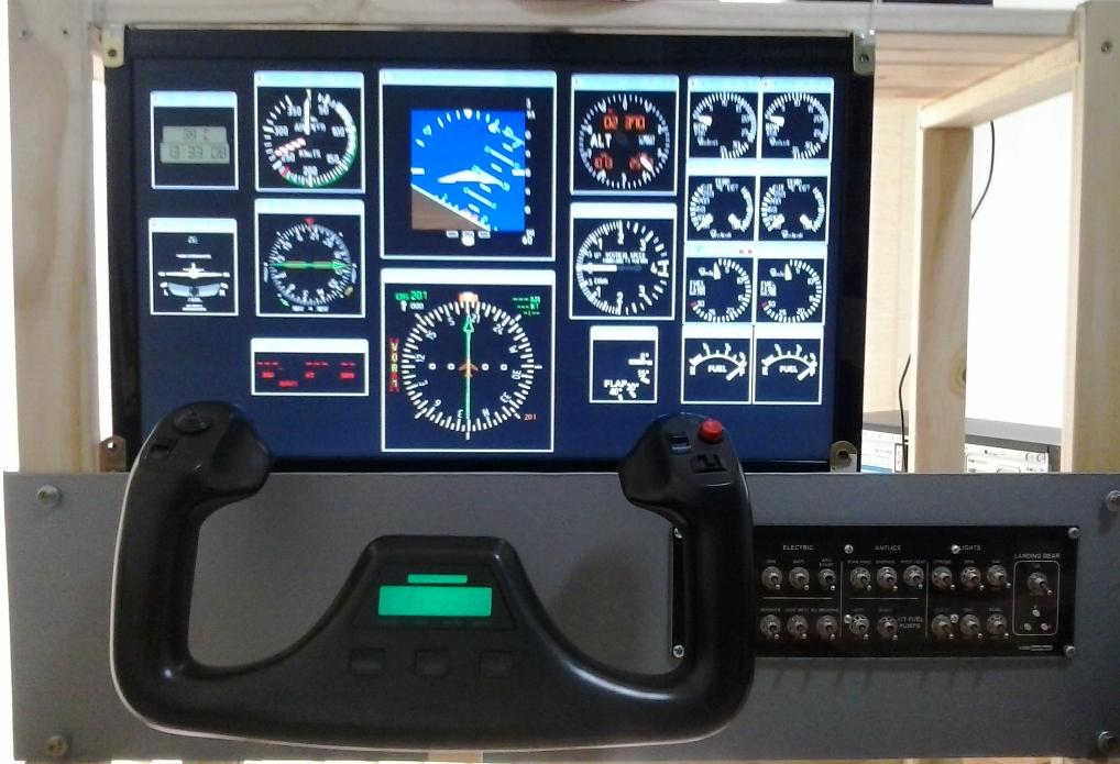 """Mais um cockpit """"faça você mesmo"""" saindo do forno. 26bc651f-9ea2-406e-b0a2-c0d543b0984b_zpsbc142823"""