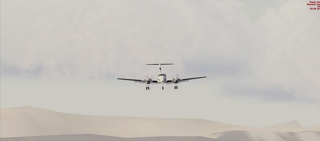 Completando o voo do dia 26/10 CEJ 4 para CEN 4 6