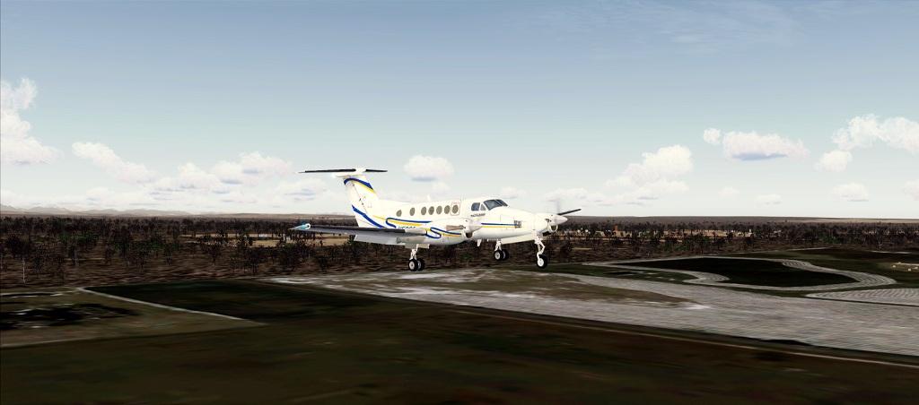 Completando o voo do dia 26/10 CEJ 4 para CEN 4 7