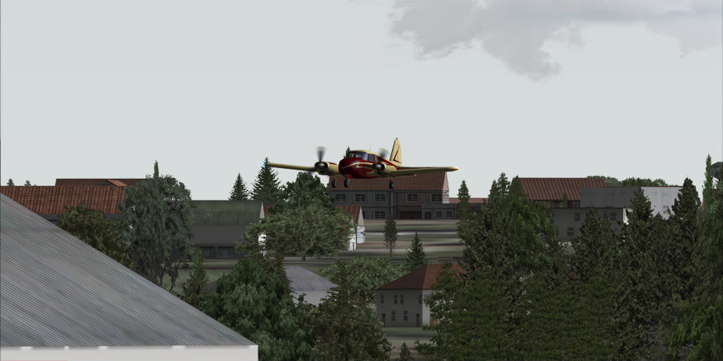 Piper PA-23 Apache... vintage arrumadinho! 15