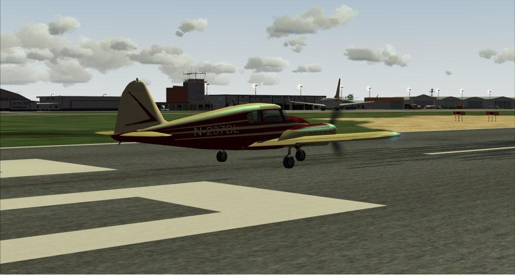 Piper PA-23 Apache... vintage arrumadinho! 8