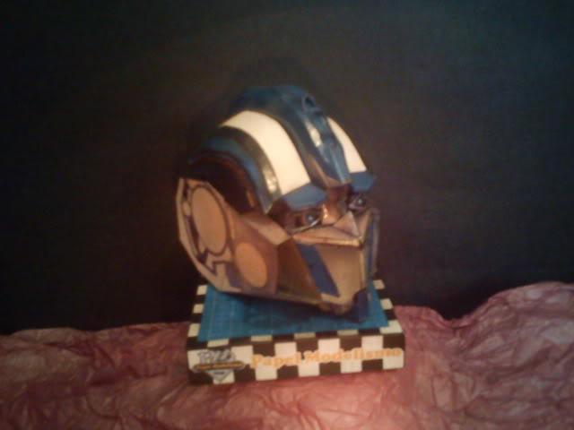 Optimus head  DSC00058