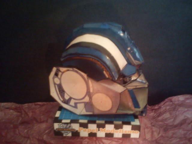 Optimus head  DSC00059