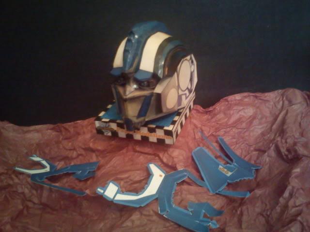 Optimus head  DSC00062