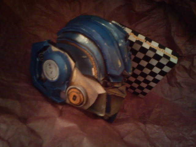 Optimus head  DSC00075