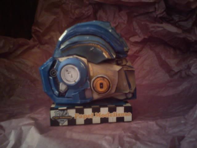 Optimus head  DSC00077
