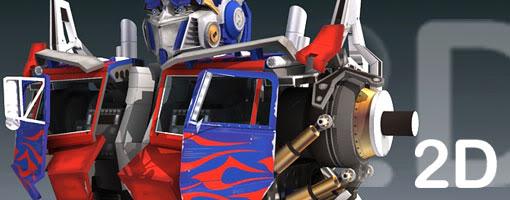 Optimus head  Intro-optimus-prime2d