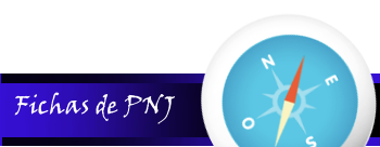 Fichas de PNJ