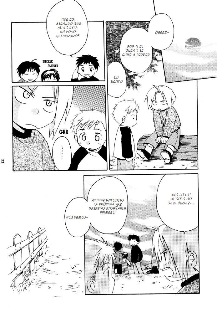 fma brothers manga 13