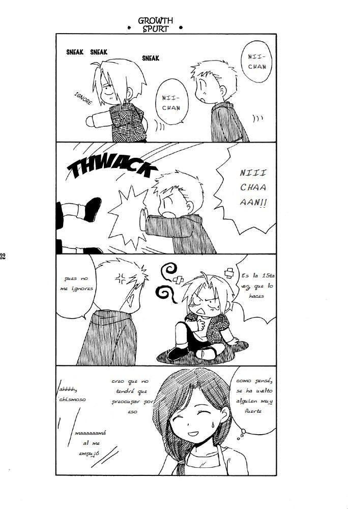 fma brothers manga 33