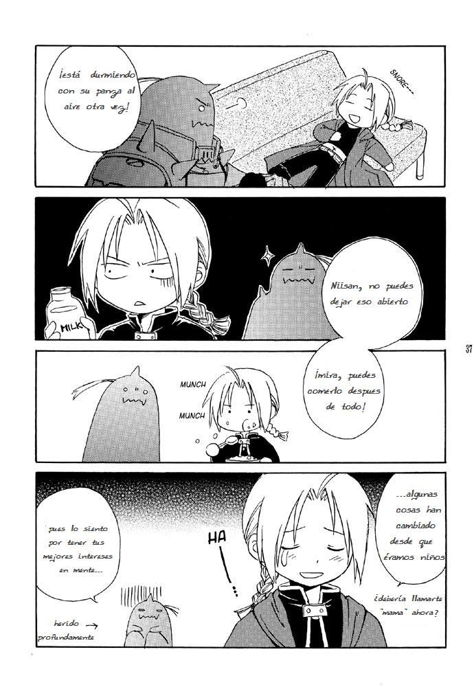 fma brothers manga 38