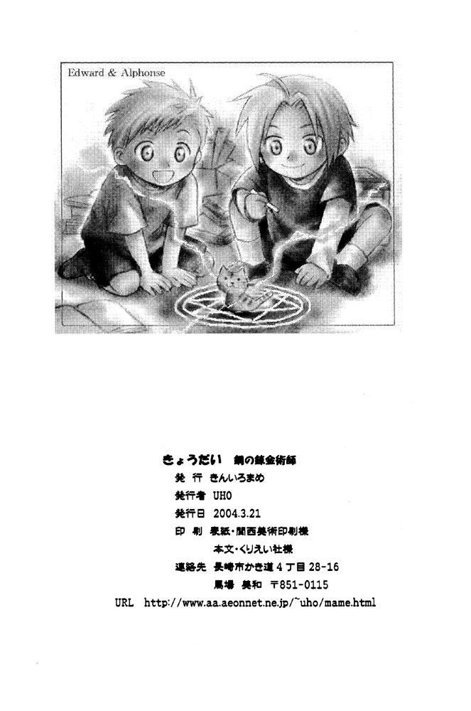 fma brothers manga 39