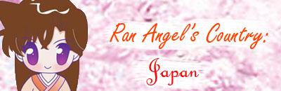[Event] o0o Designer is the best o0o Happy Birthday Ran Angel o0o RanAngelsCountryJapanofAFH
