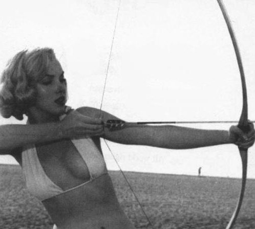 NEWS FROM THE PAST Marilyn-1