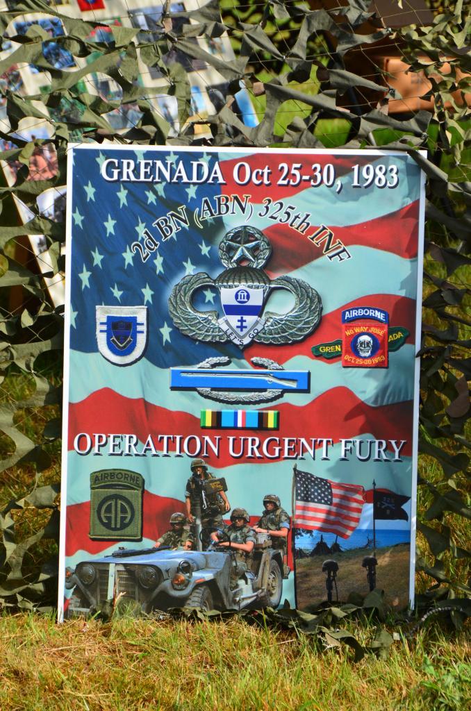 Operation Urgent Fury Grenada 1983 - Historia Mundi 2014 Living History Event Imagejpg2_zpscc70abff