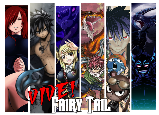 Foro Vive Fairy Tail