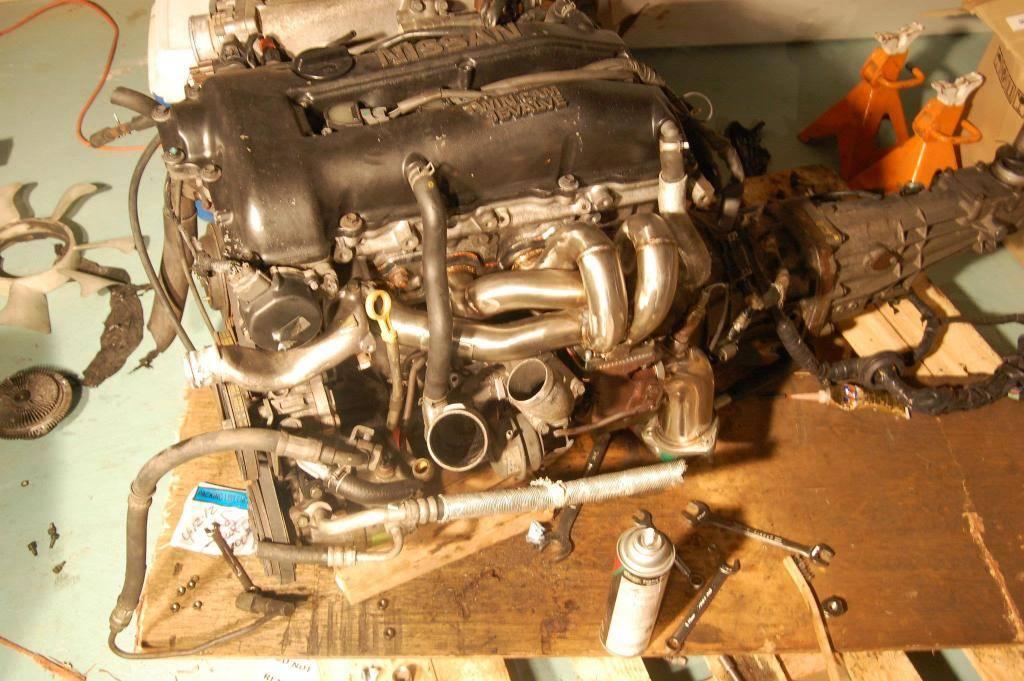 S14 Silvia SR20DET swap 468143_3792471174101_1346792478_3524186_943866323_o
