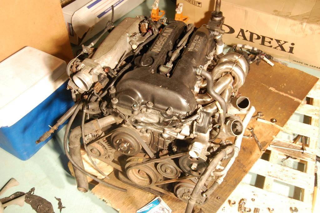 S14 Silvia SR20DET swap 470769_3792473294154_1346792478_3524189_679616621_o