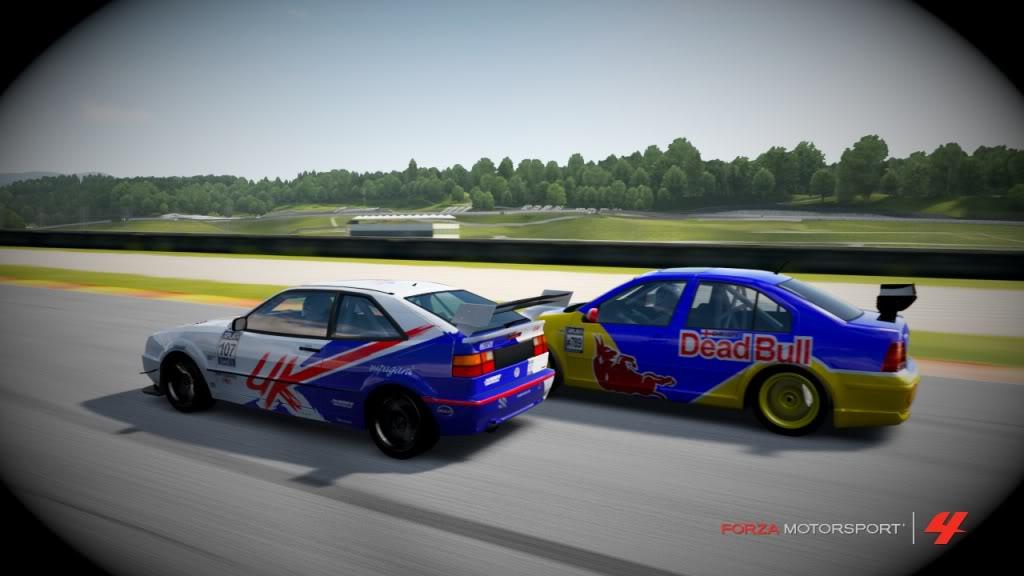 Race action pics Race4