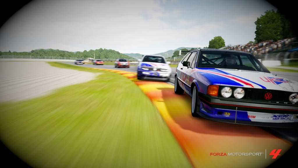 Race action pics Race5