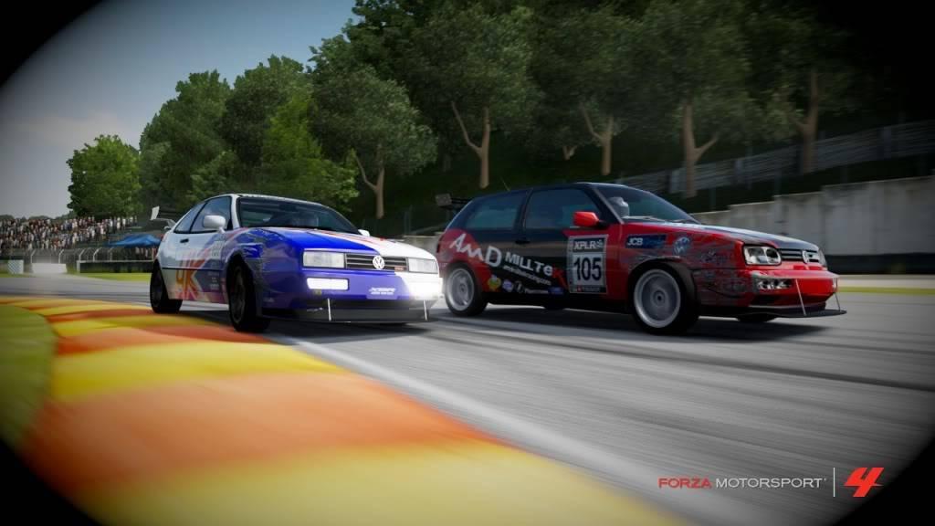 Race action pics Race8