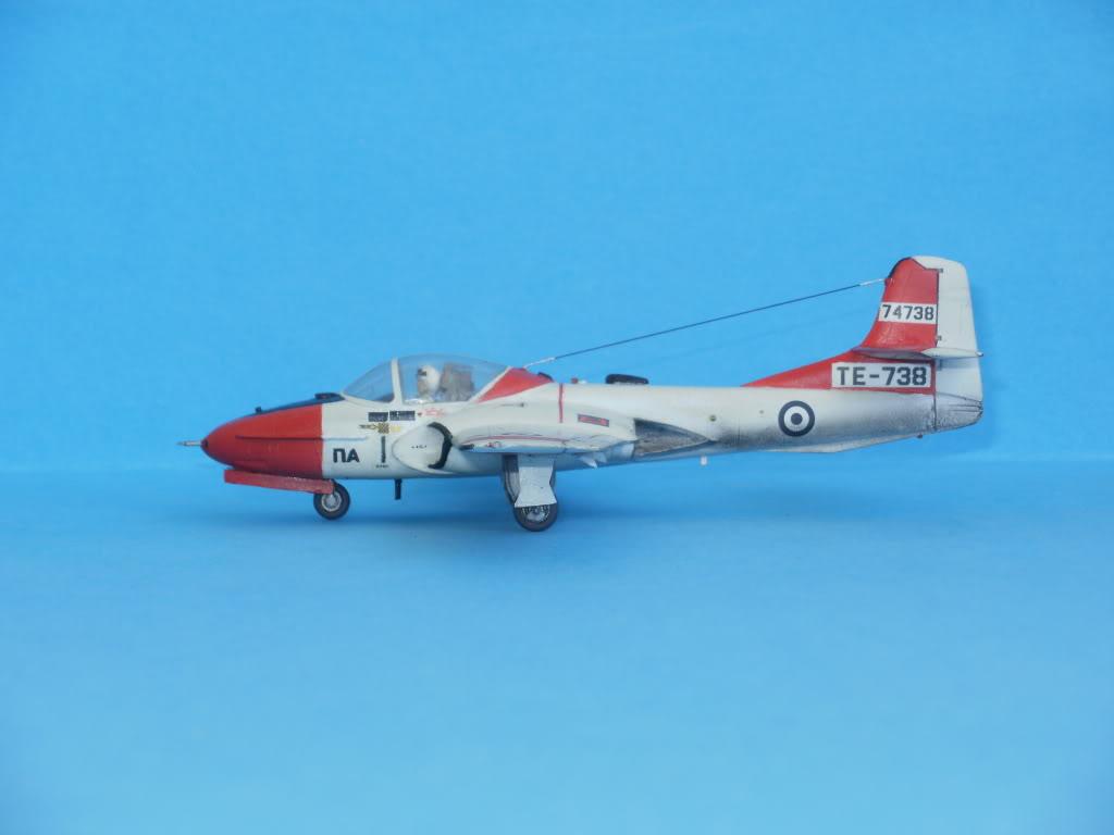 Cessna T-37B Tweetybird Π.Α. 1/72 002-3