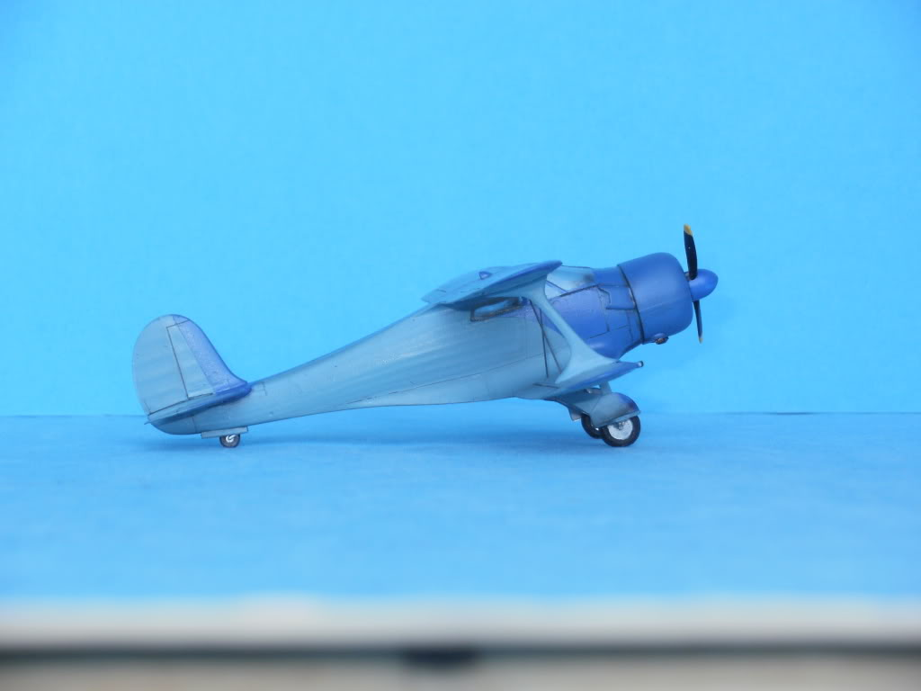 Beechcraft mod.17 Staggerwing  της AZmodel στην1/72 002
