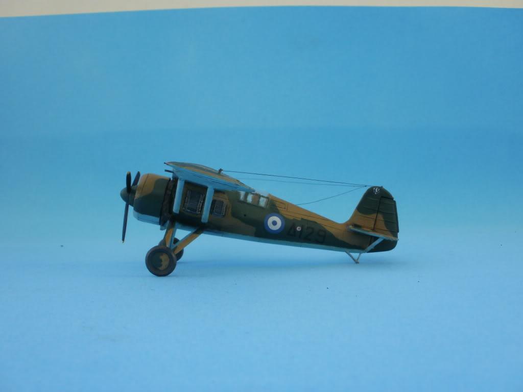 P.Z.L. P-24F της Ε.Β.Α. 1940-41, στην 1/72 003-1