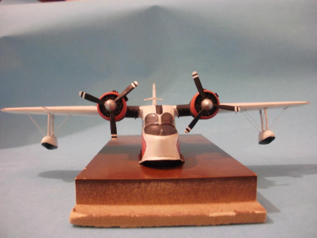 """Cutter's Goose! Το Grumman Goose από το """"Μυστήριο του Χρυσού Πιθήκου"""" 003-2"""