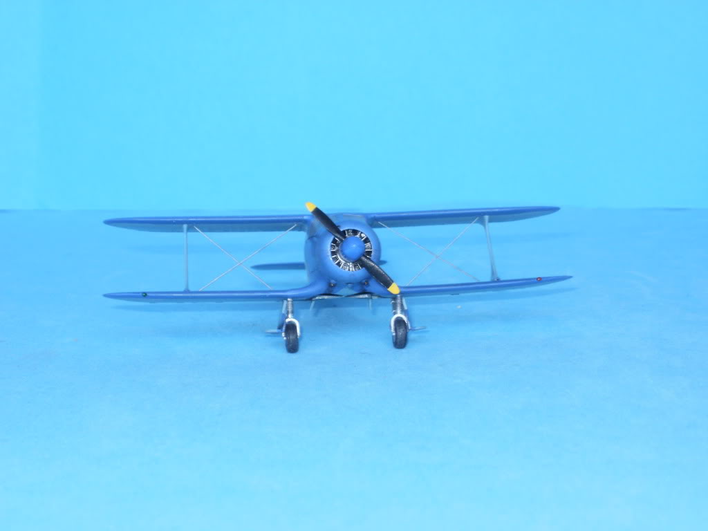 Beechcraft mod.17 Staggerwing  της AZmodel στην1/72 003