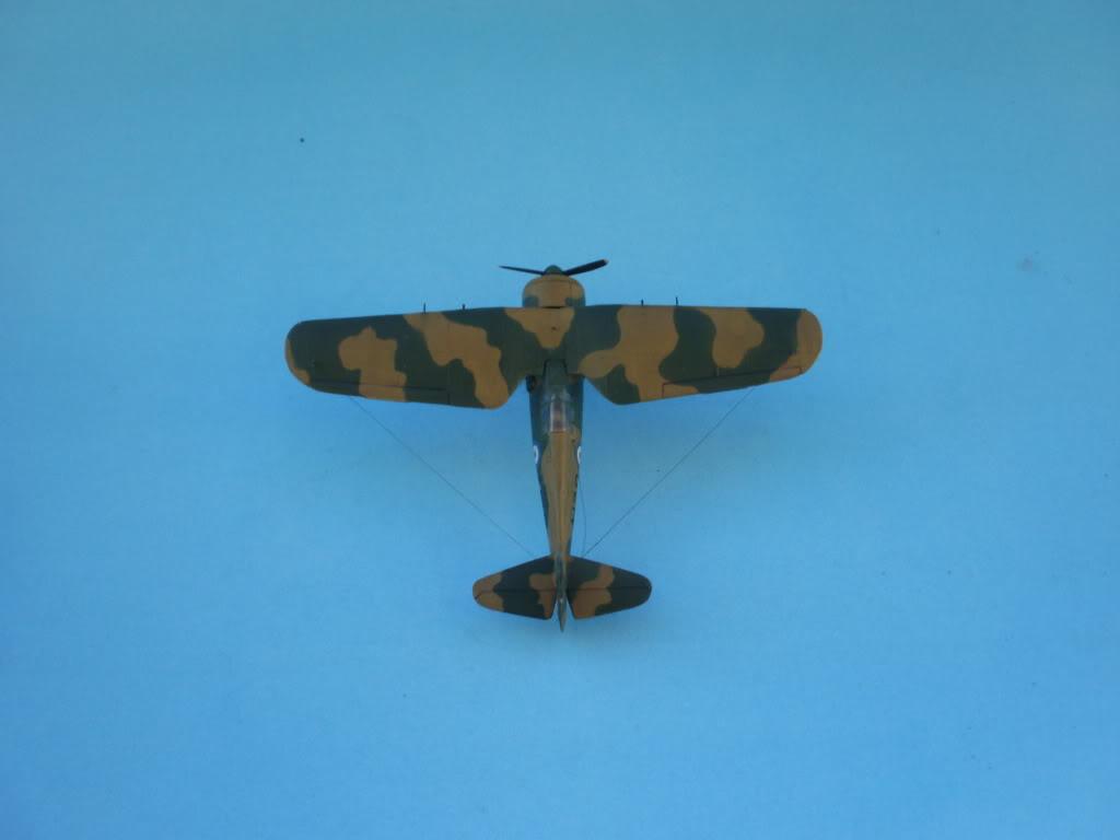 P.Z.L. P-24F της Ε.Β.Α. 1940-41, στην 1/72 004