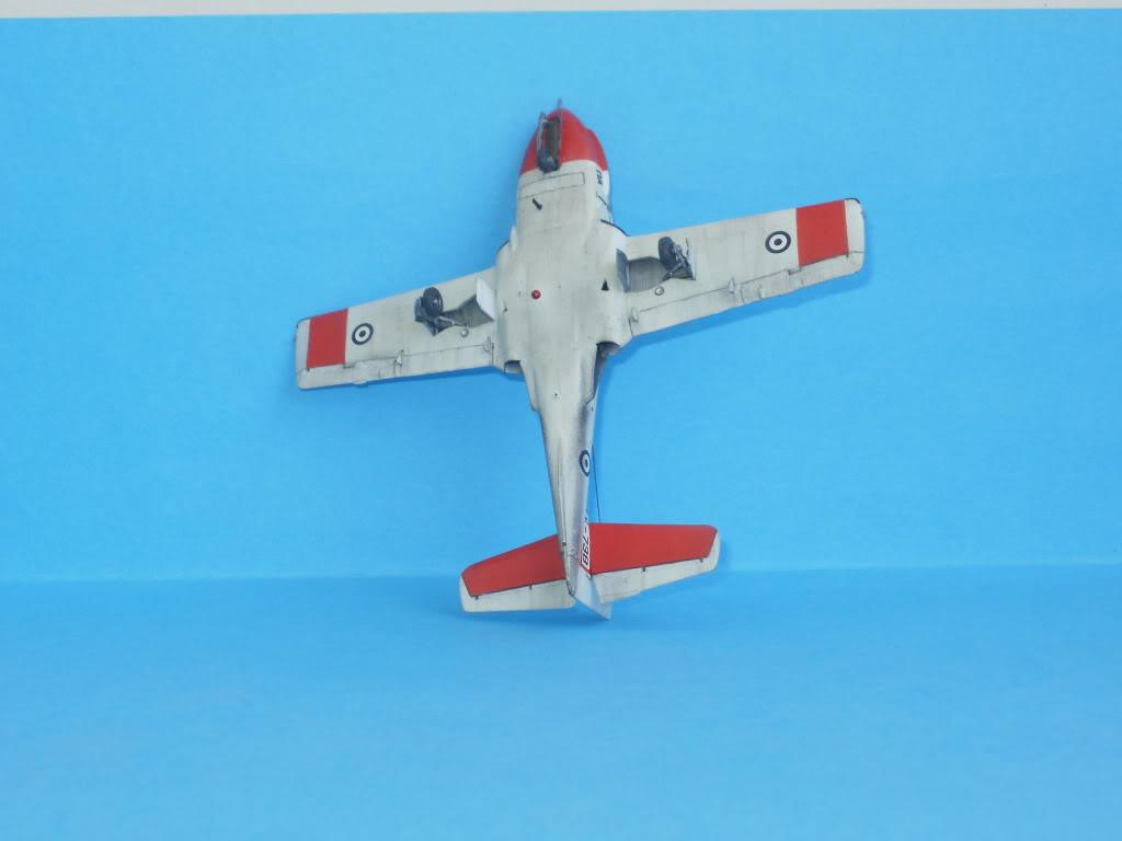 Cessna T-37B Tweetybird Π.Α. 1/72 007