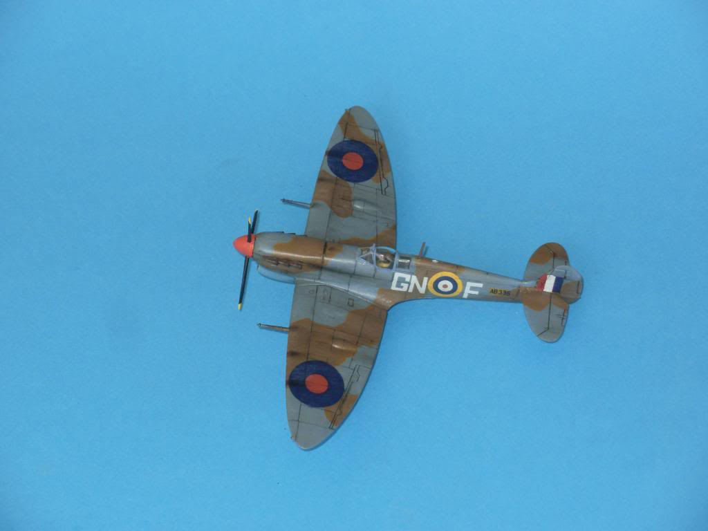 Supermarine Spitfire MkVb, Ιωάννης Αγοραστός Πλαγής, Μάλτα 1942.   007_zps7ca41c38