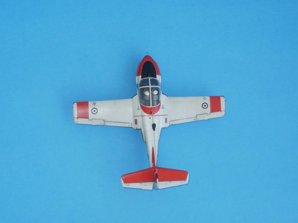 Cessna T-37B Tweetybird Π.Α. 1/72 009