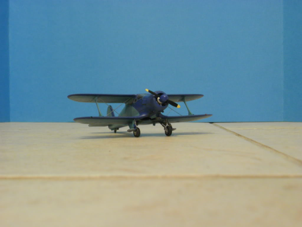 Beechcraft mod.17 Staggerwing  της AZmodel στην1/72 010