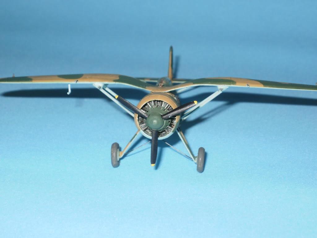 P.Z.L. P-24F της Ε.Β.Α. 1940-41, στην 1/72 042