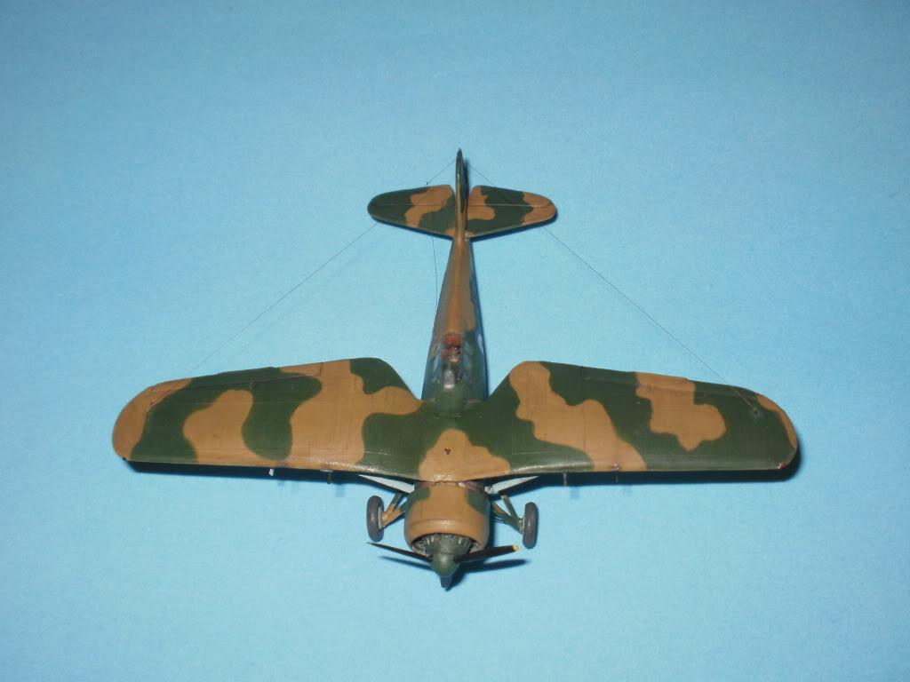 P.Z.L. P-24F της Ε.Β.Α. 1940-41, στην 1/72 049